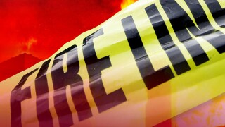 Fire traps man inside bedroom of home in Allegany County