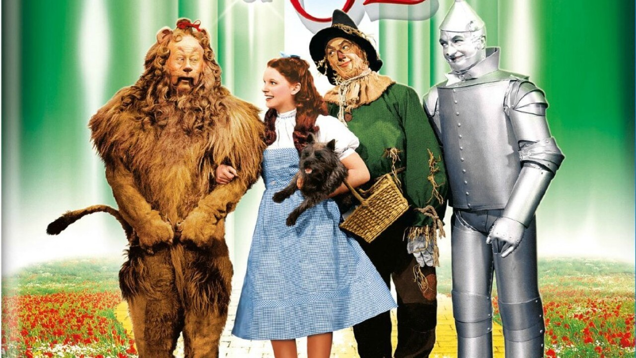 Dorothy Gale's iconic 'Wizard of Oz' dress is up for auction