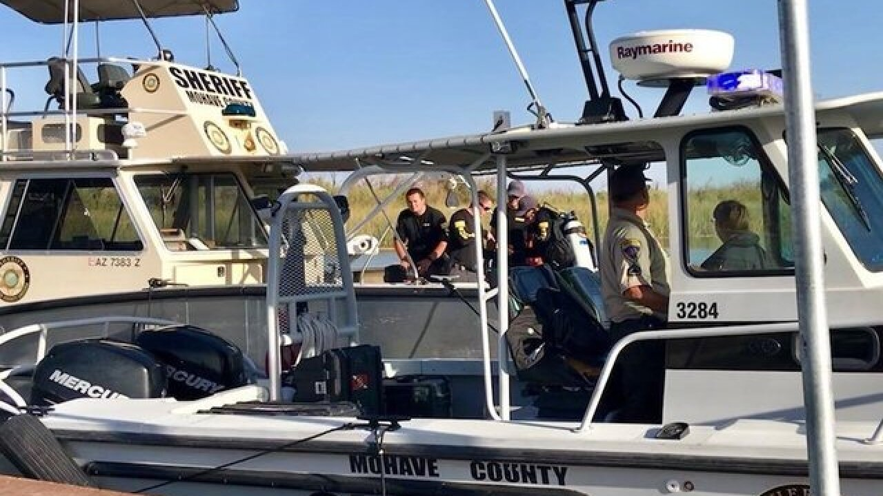 3rd body found after Colorado River boat crash