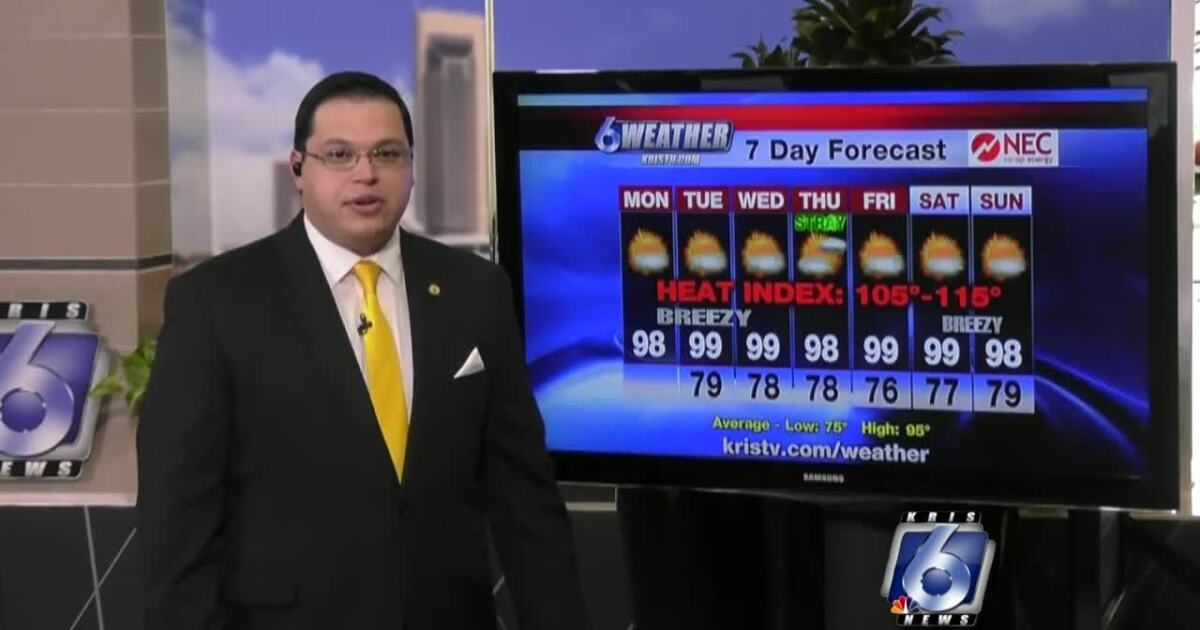 More dangerous heat in the forecast