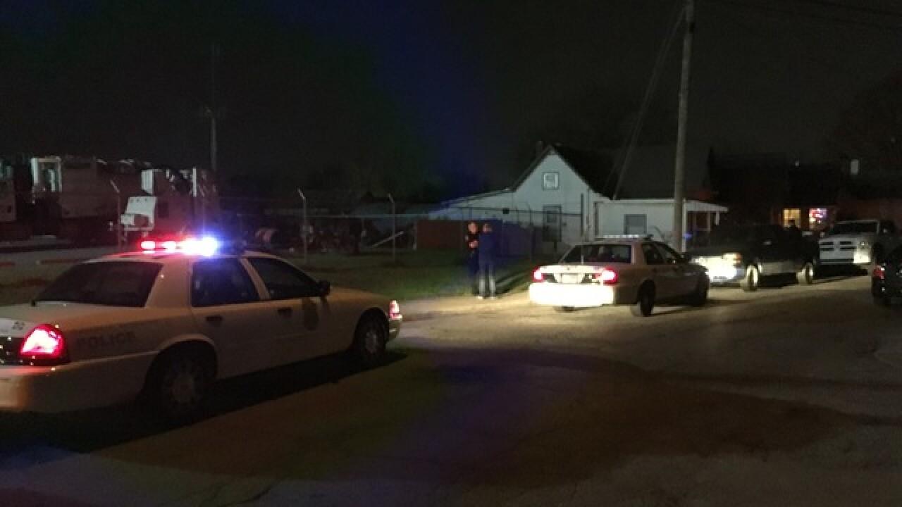 1 shot and killed inside home on east side
