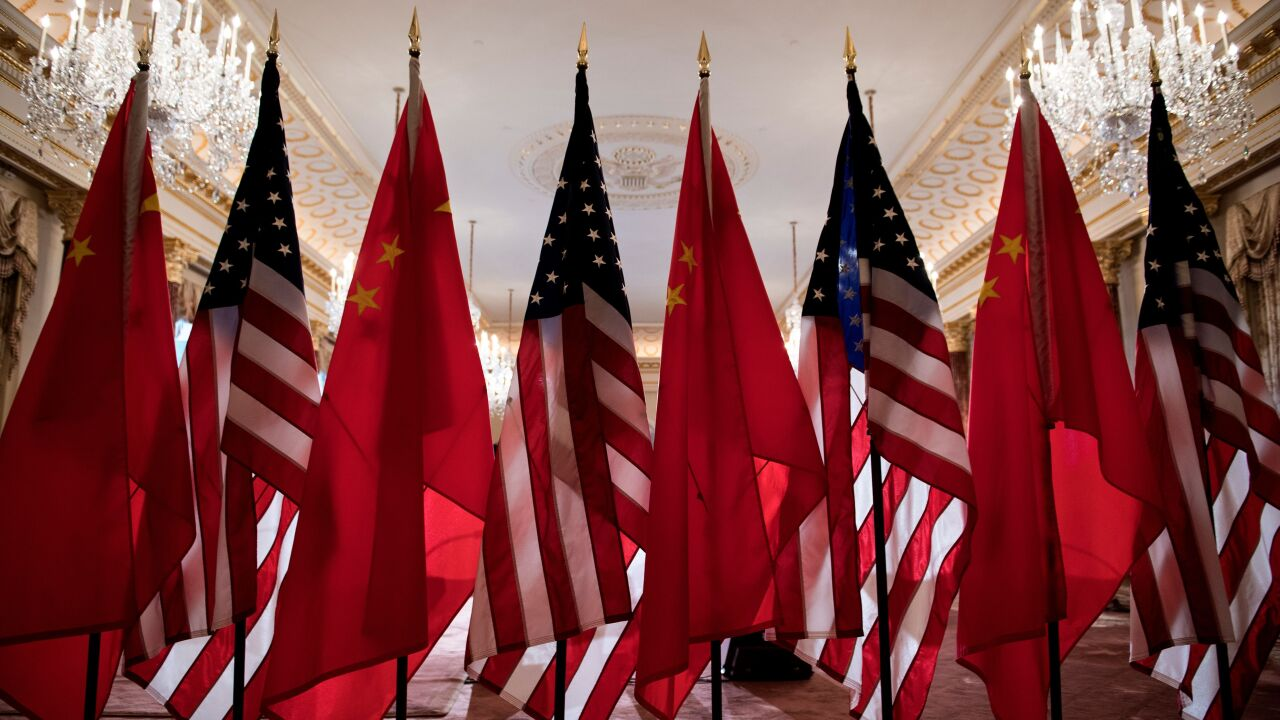 US 'secretly expelled' Chinese officials who entered 'sensitive' military base in our region