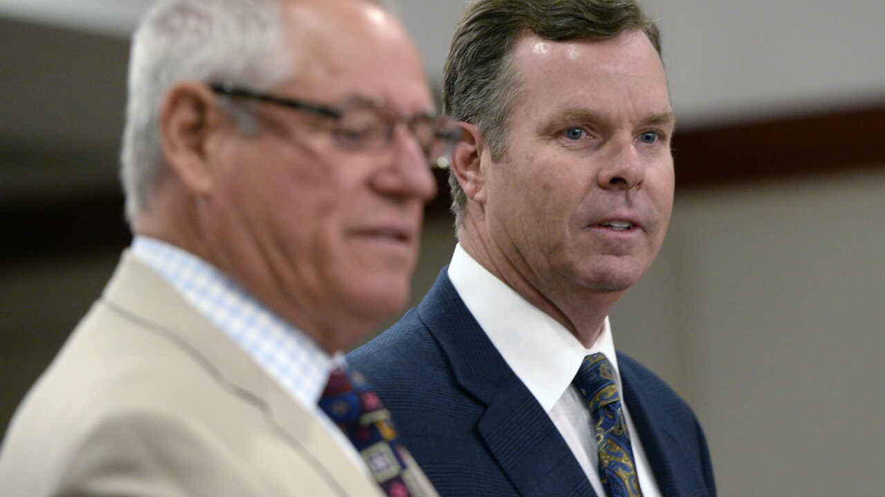 New charge filed against former Utah Attorney General John Swallow