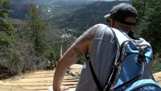 One step at a time: Recovery on the Manitou Incline