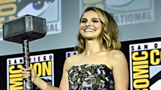Natalie Portman Is Going To Play Thor In A New Marvel Movie