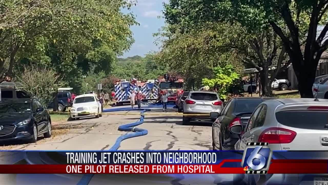 Naval pilot hospitalized in serious condition