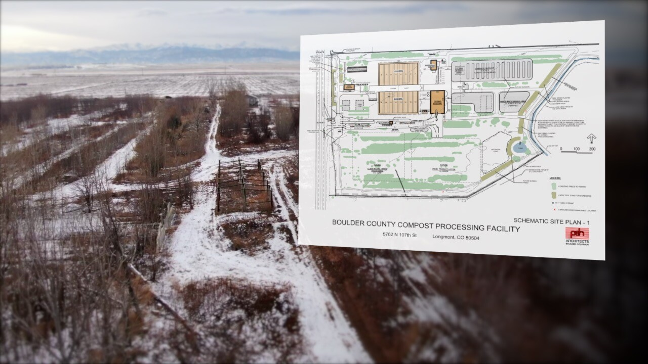 Boulder County proposed composting facility in Longmont