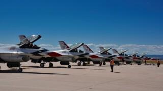 Thunderbirds in Colorado Springs