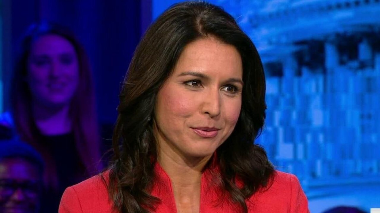 Tulsi Gabbard officially launches 2020 campaign after rocky start