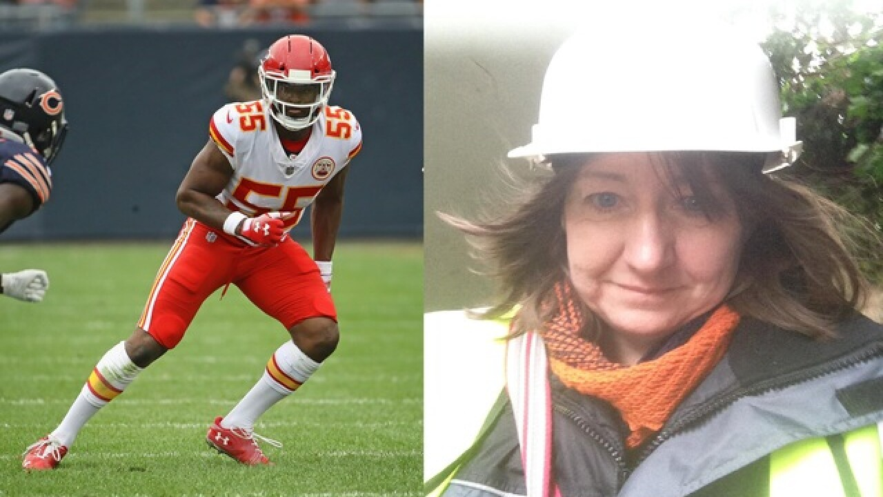 UK woman named Dee Ford drawing attention from Chiefs fans on Twitter