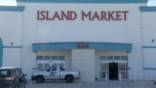Island grocery store's opening date remains in question