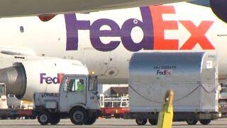 FedEx employee dies at Indy Airport hub