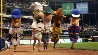 4 times the Klement's Famous Racing Sausages made us smile