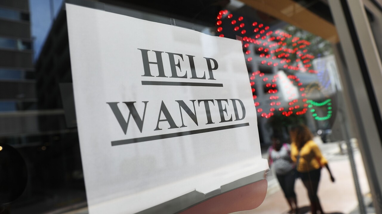 Employers Adding Jobs In May Pushes Unemployment Rate Down To 3.8 Percent