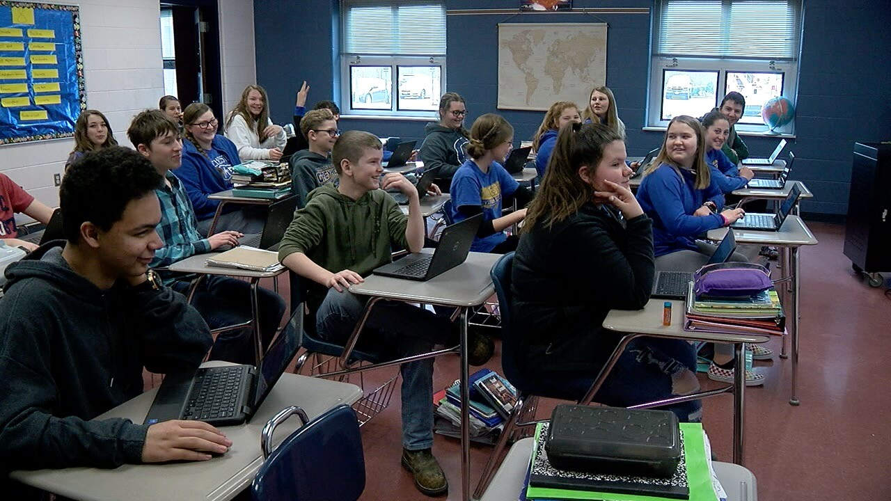 Enrollment has dropped at Manchester Local Schools