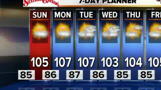 13 First Alert Weather Forecast for July 14, 11pm