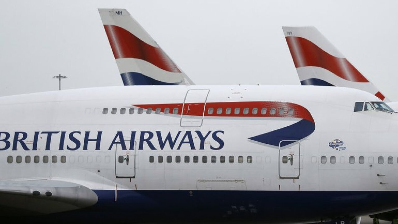 British Airways flight crosses Atlantic in less than 5 hours
