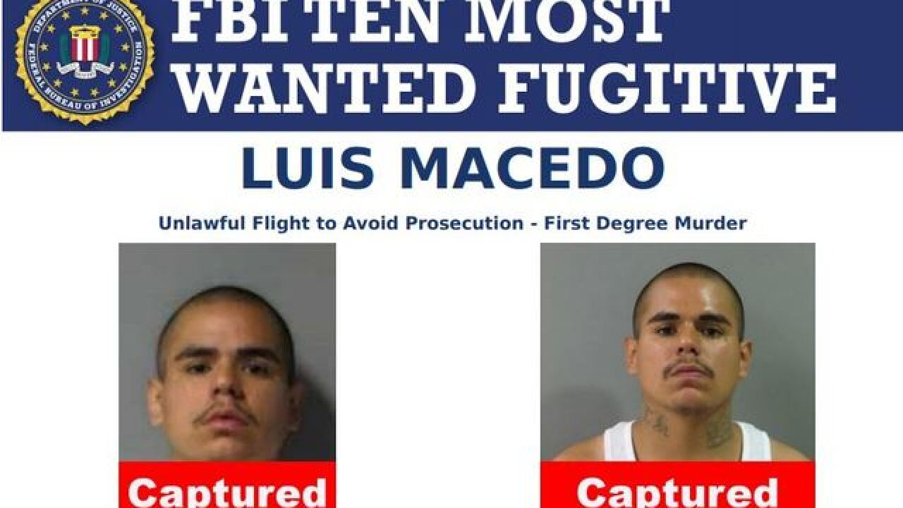 CBP intercepts one of FBI's most wanted