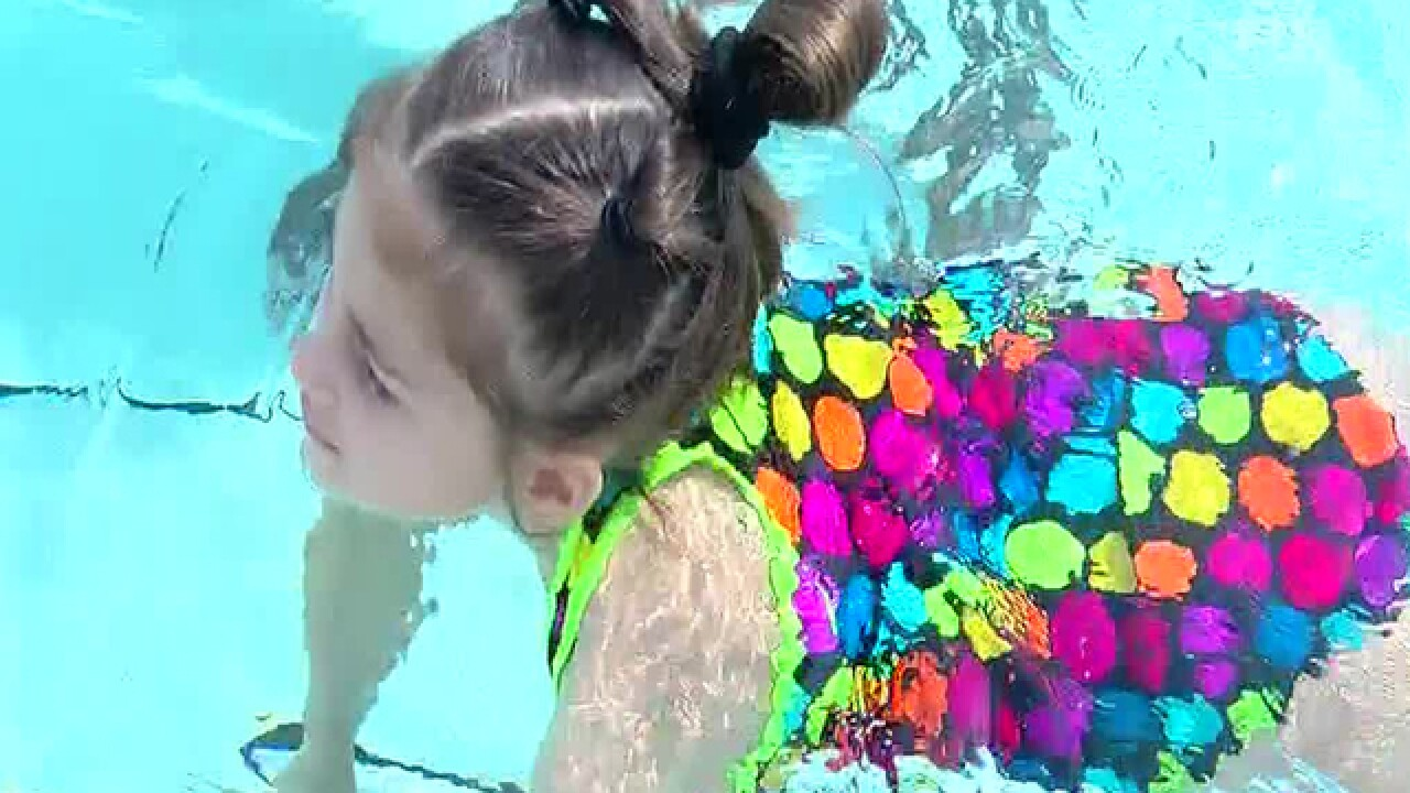 where to get free swim lessons in the tampa bay area during spring break