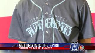 The Corpus Christi Blue Ghosts will be back over Memorial Day weekend