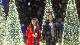 PHOTOS: Winterlights at the Indianapolis Museum of Art