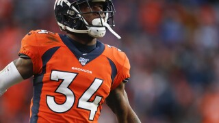 Former Bronco  Will Parks signs with Eagles