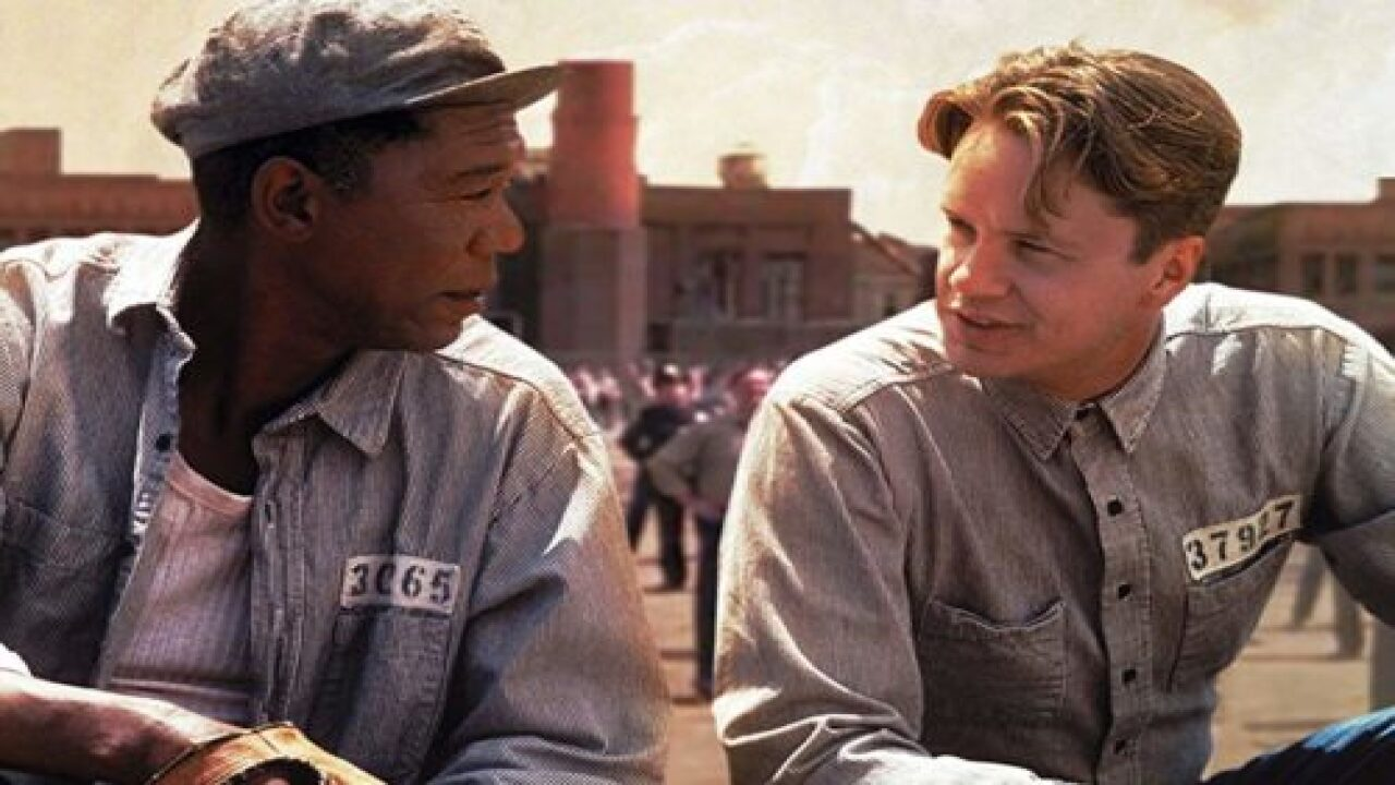'The Shawshank Redemption' Is Returning To Theaters This Fall