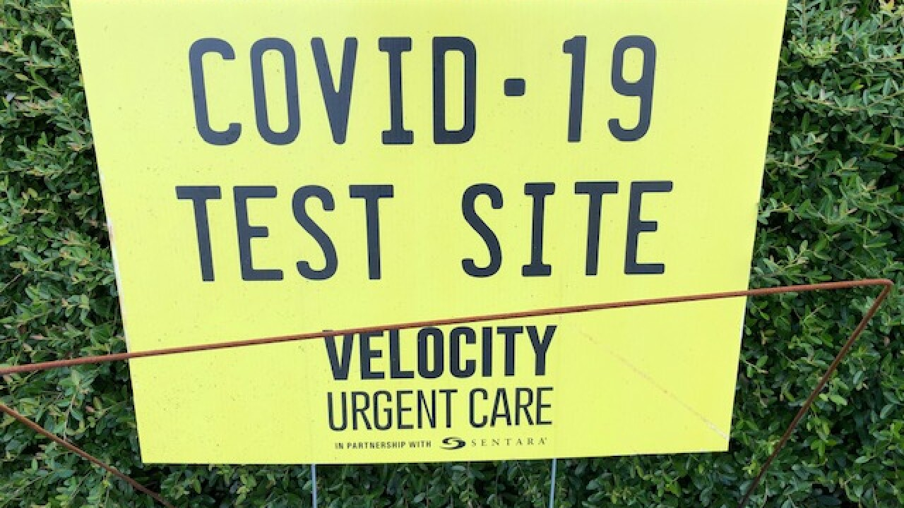 The delay in test results could complicate efforts to track the spread of COVID.