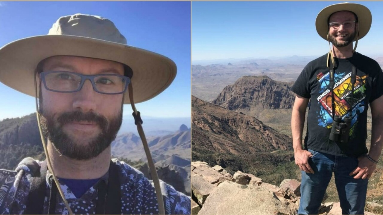 Missing Texas hiker is found alive after almost a week