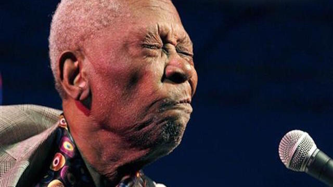 B.B. King estate, Universal sued over blues legend's photos