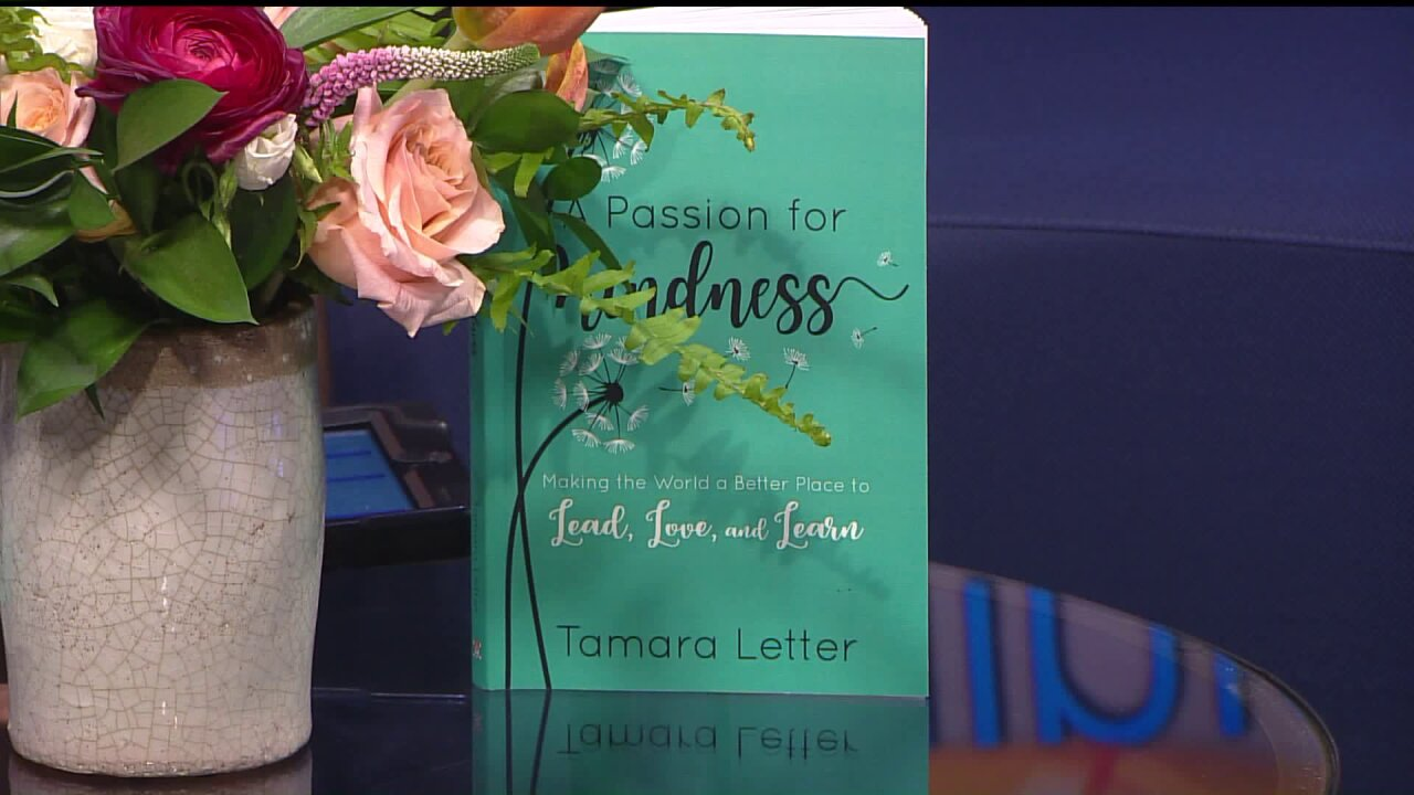 Local teacher spreads her passion for kindness