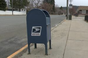 Postal Service temporarily removes collection boxes in Helena