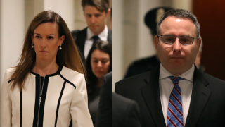 Lt. Col. Alexander Vindman, Jennifer Williams to testify as impeachment inquiry resumes Tuesday
