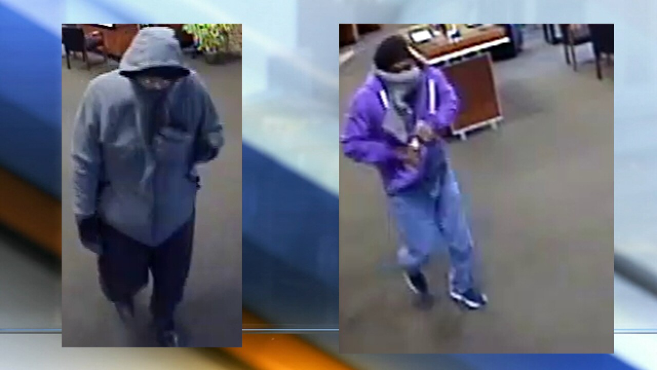 Country Club Bank robbery