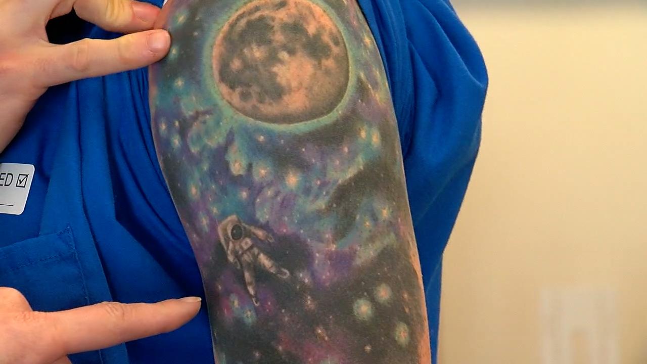Blake Webb Tattoo