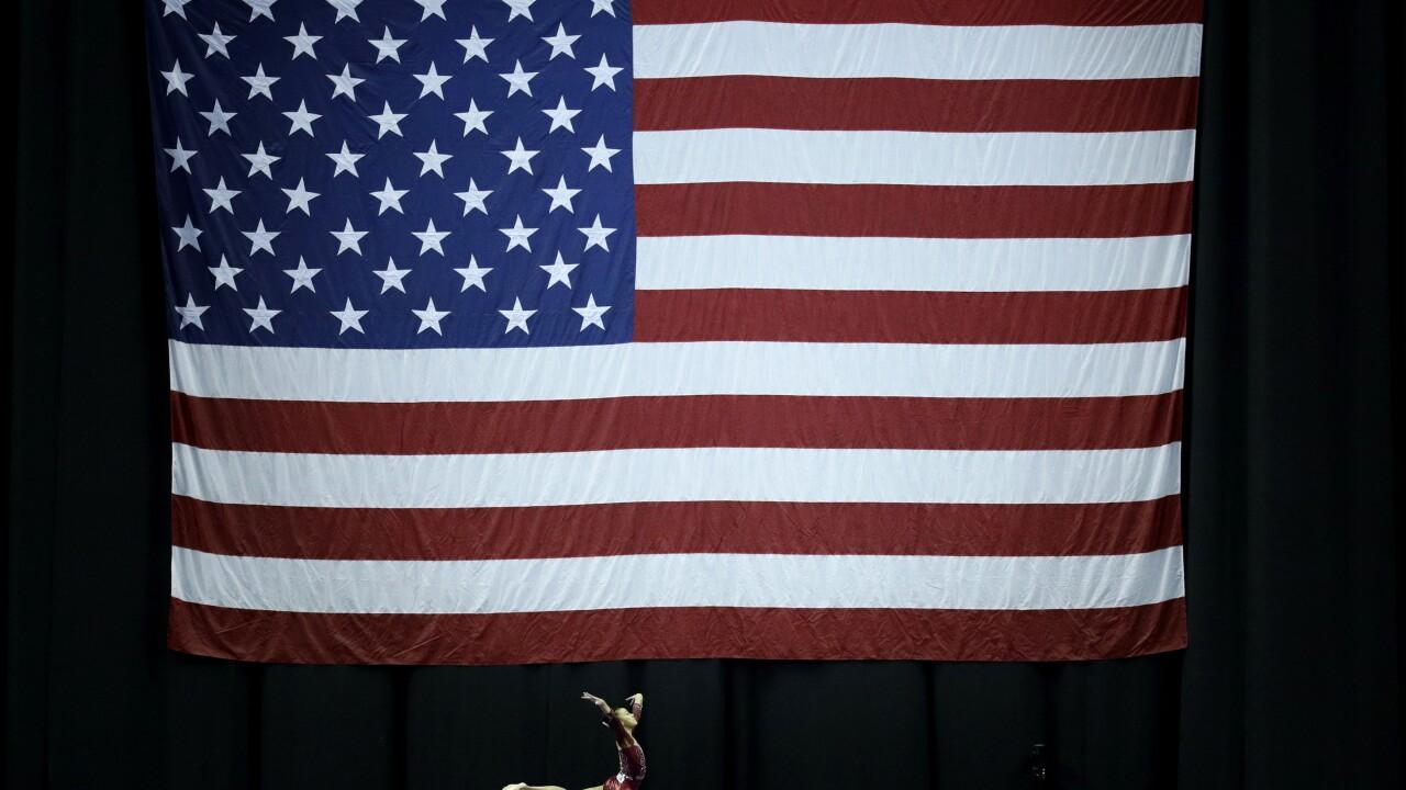APTOPIX US Championships Gymnastics