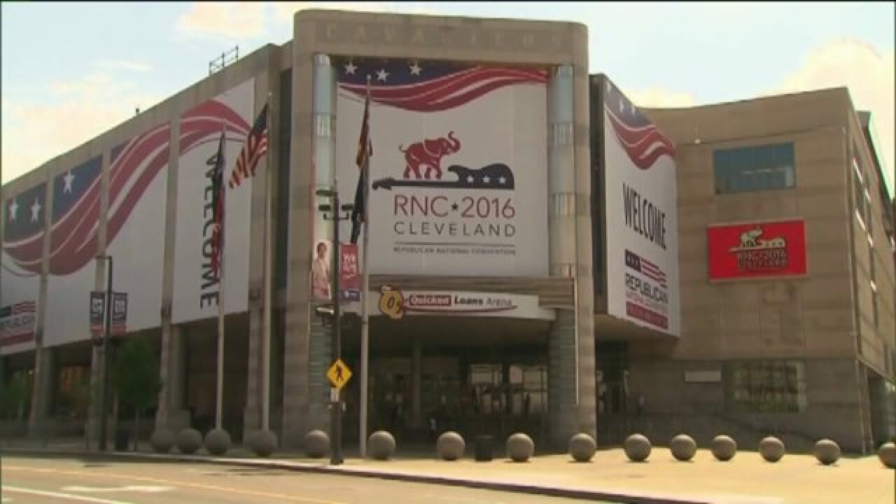 Utah delegates in Cleveland for RNC disagree on Rules Committee vote, backing Trump