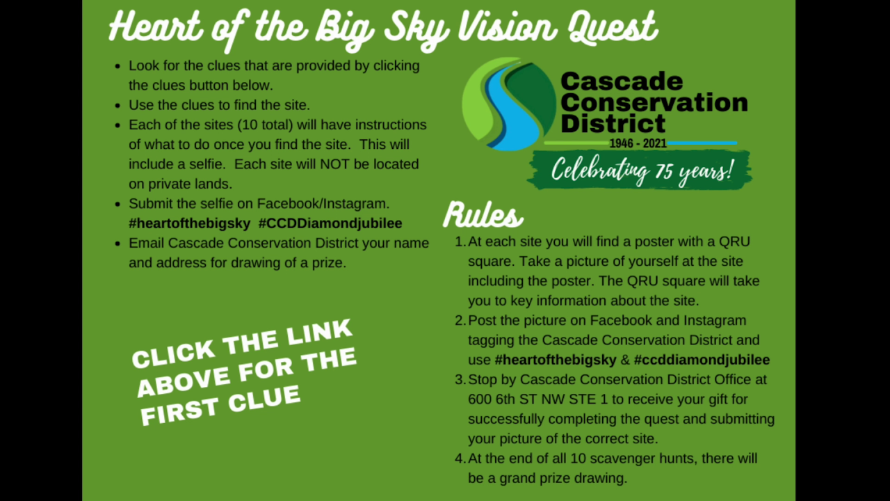 Heart Of The Big Sky Vision Quest