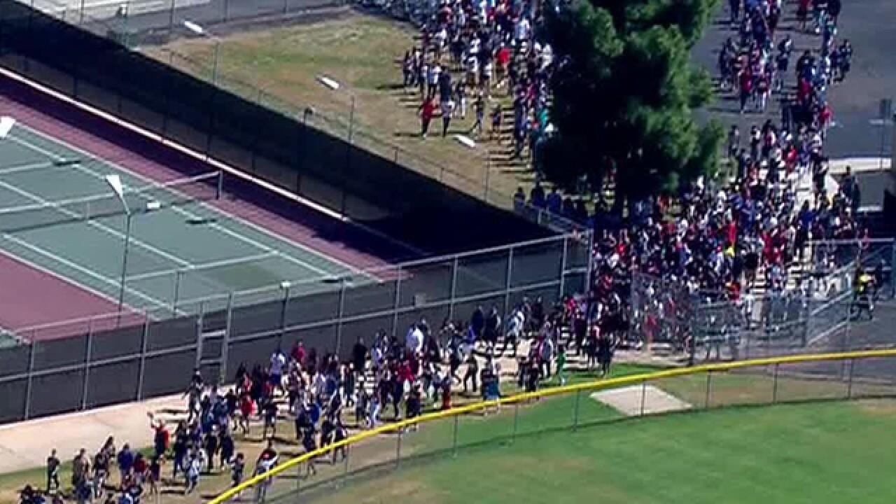 Extra patrols at SD schools following lockdowns