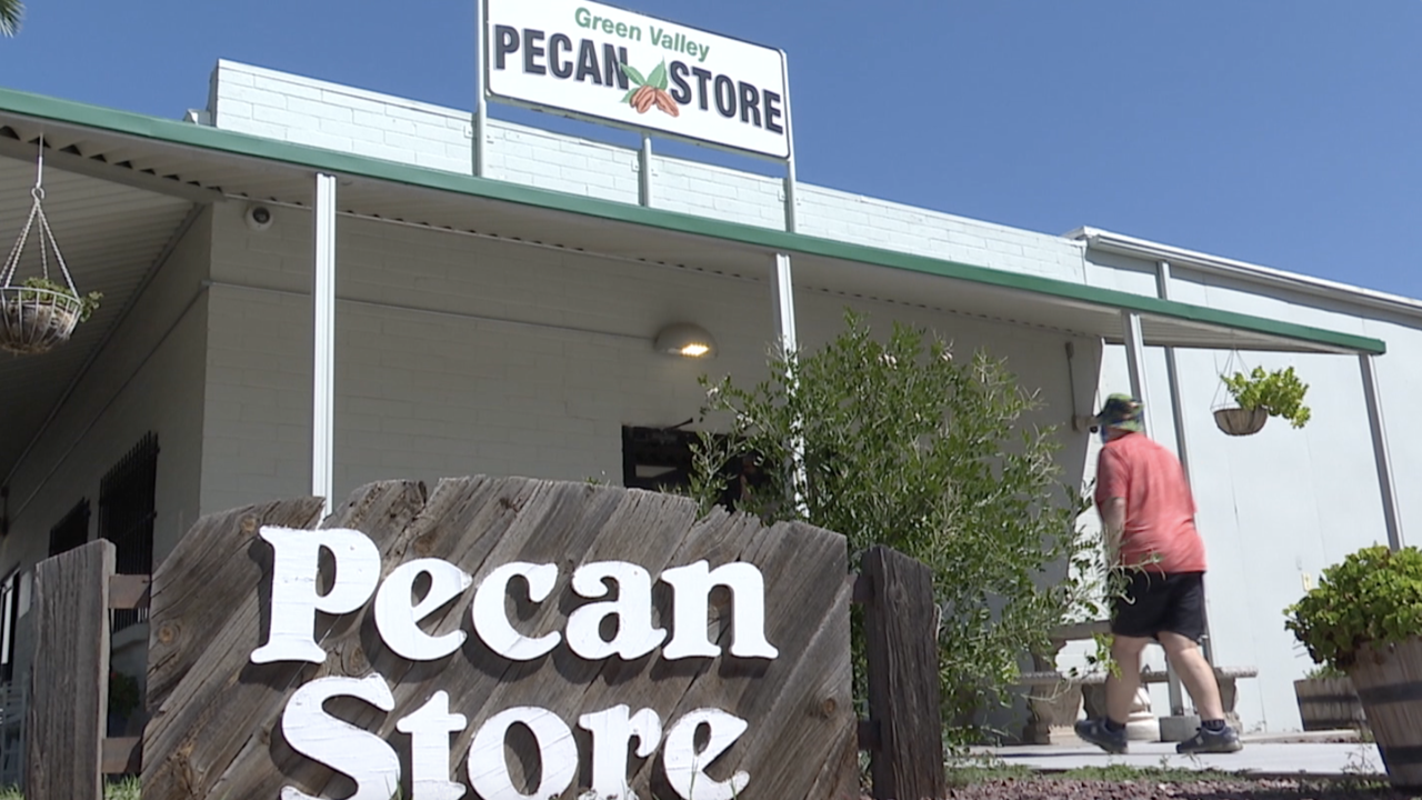 Locals mourn Green Valley Pecan Store upcoming closure