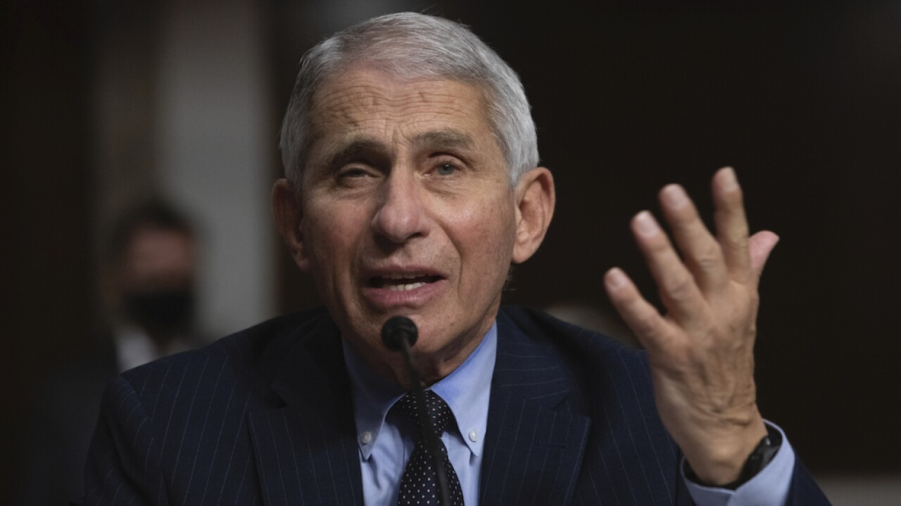 Fauci hopes good news about vaccine inspires final push in adoption of public health measures
