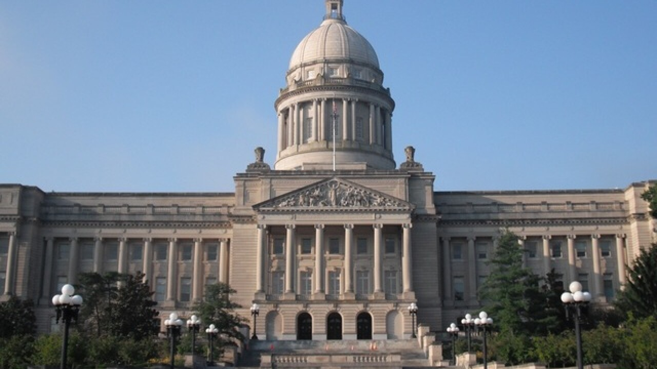 Group seeks information for denying people access to Kentucky Capitol