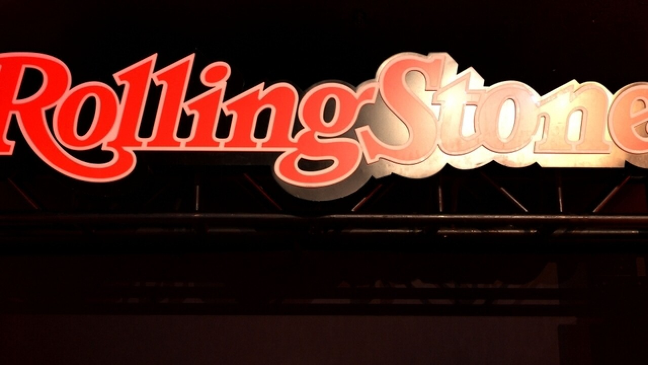 Rolling Stone case: Jury sides with UVA