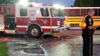 teen hit by car in Manatee County