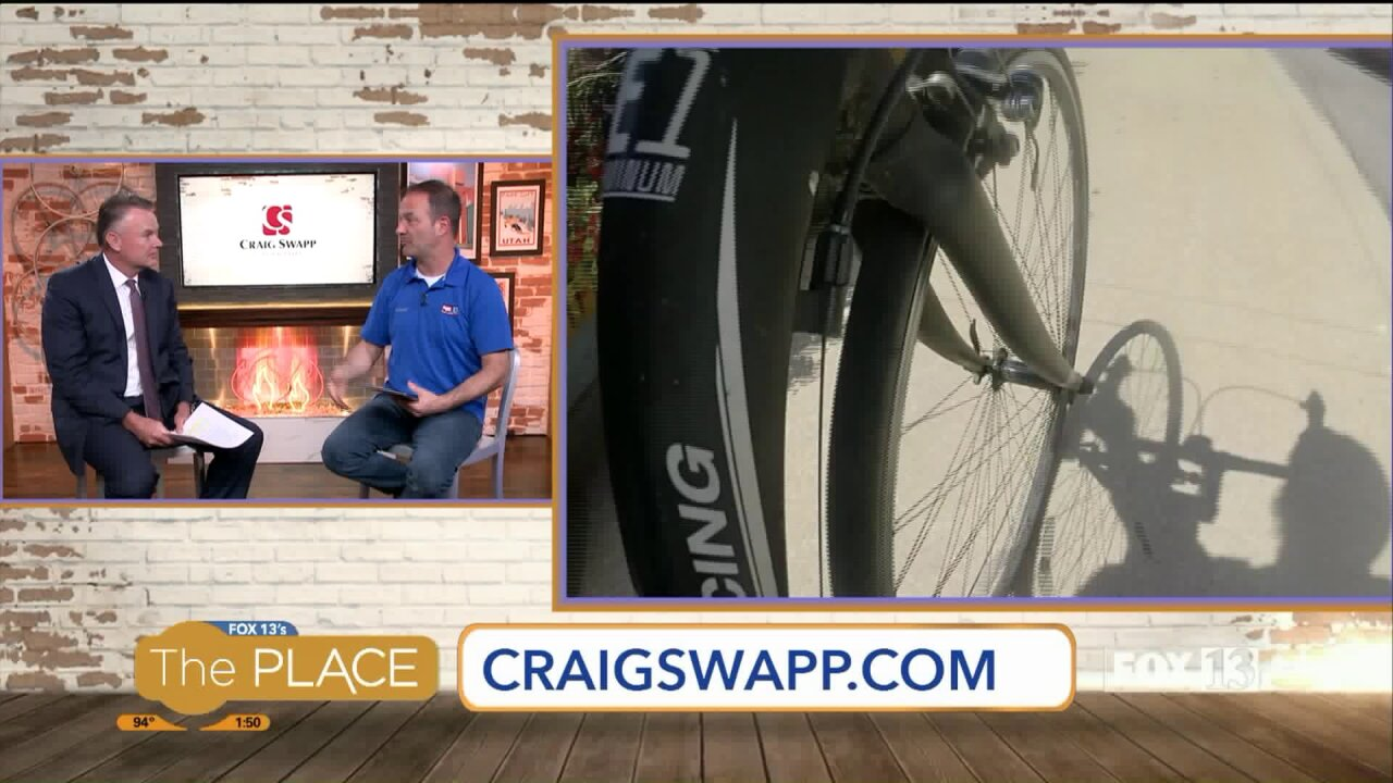Safety tips for adult cyclists on Utahroads