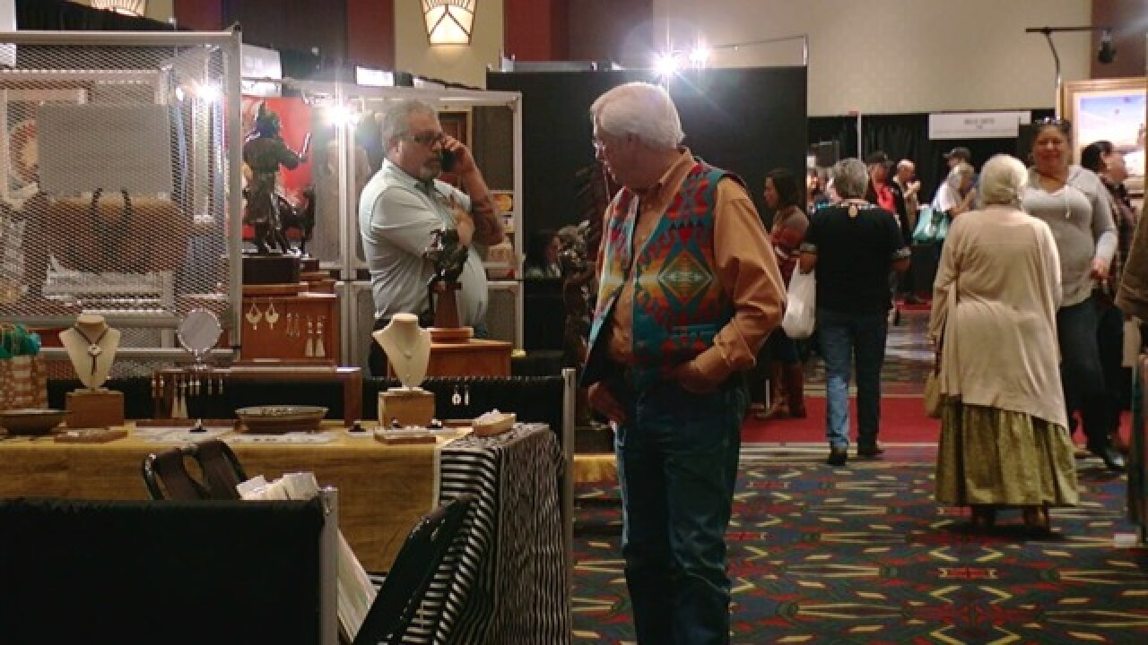 13th Annual Cherokee Art Market