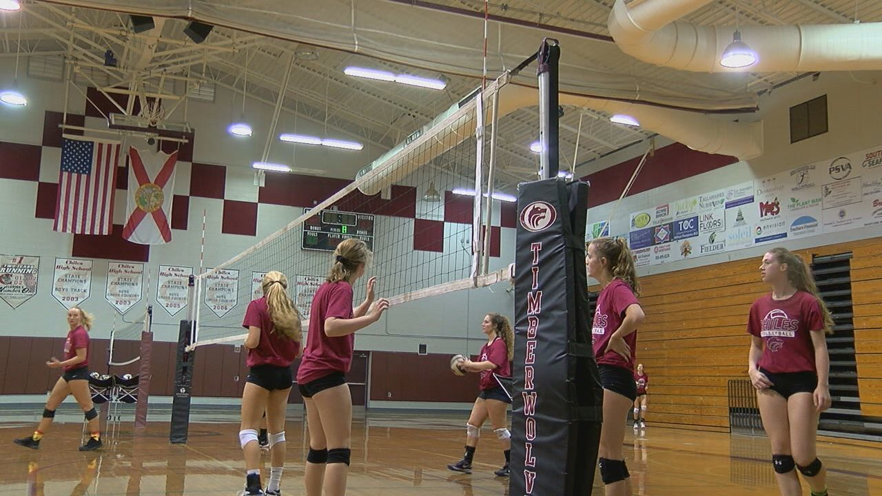 Chiles Volleyball Good Mix of Youth, Experience as They Prep For 2018