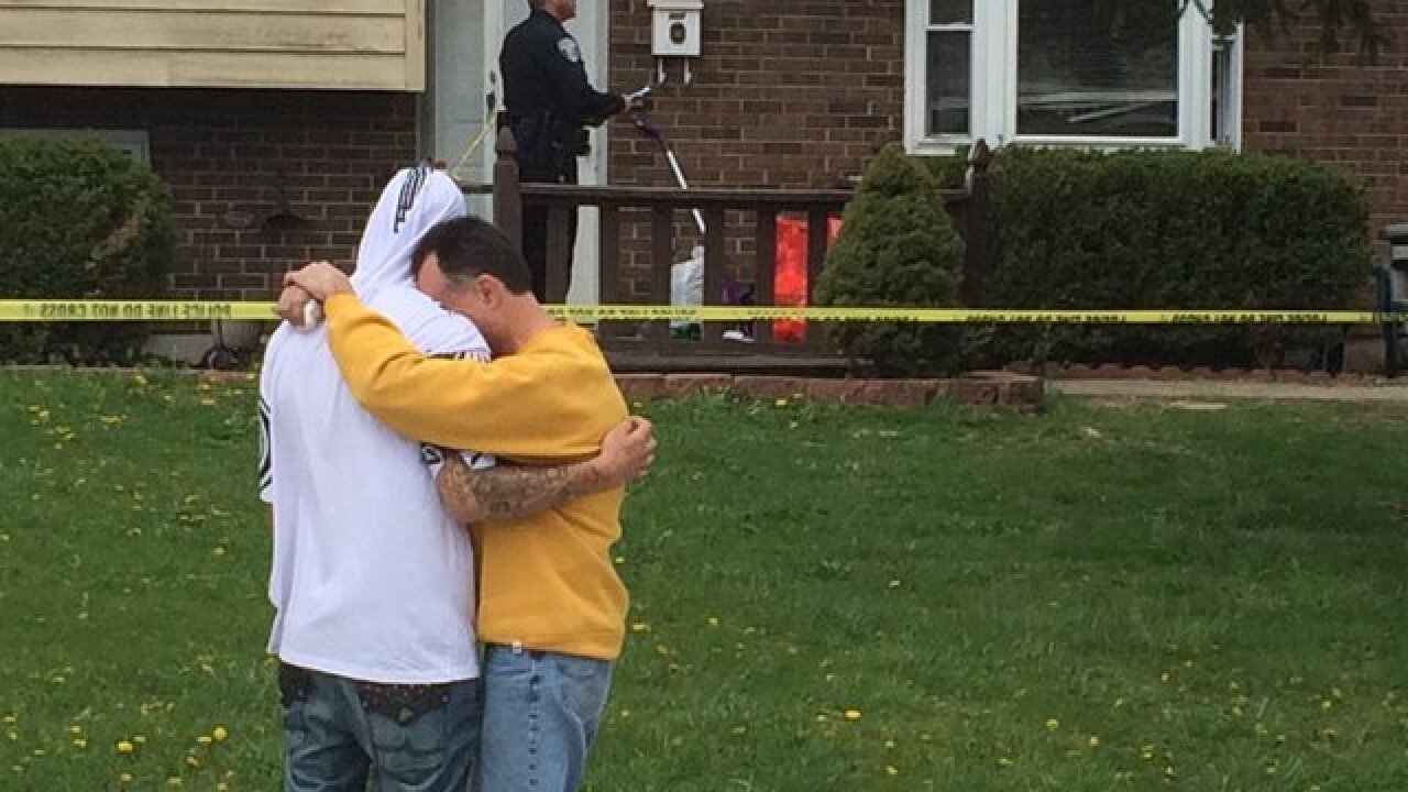 Police: Two bodies found in Elsmere home