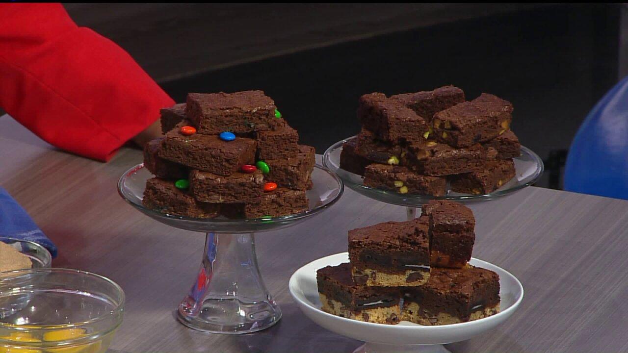 Shaynefully Delicious Brownies