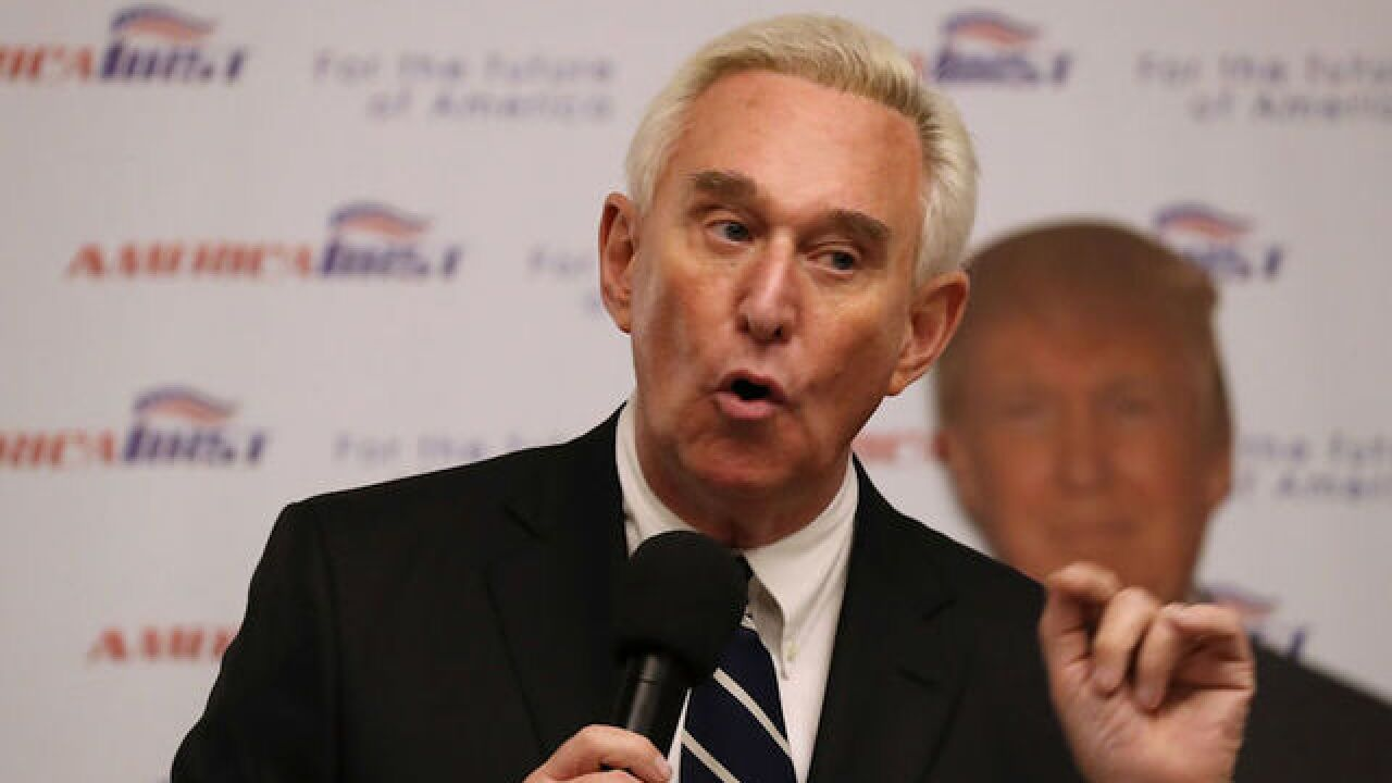 WSJ: Special counsel looking into Roger Stone's ties to WikiLeaks